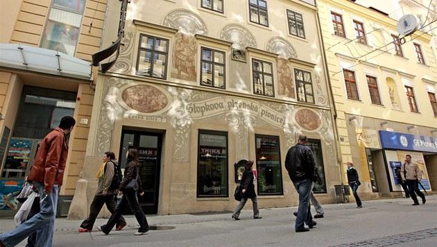 Stopkova on Česká